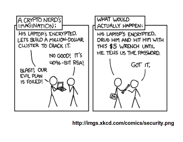 XKCD Security